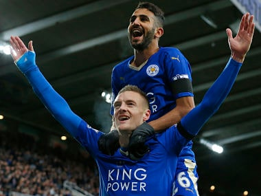 'We were idiots offering odds of 5,000-1': Betting industry to lose ‎£10 mn if Leicester win Premier League