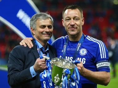 Chelsea captain John Terry has backed Jose Mourinho as Manchester United manager. Getty