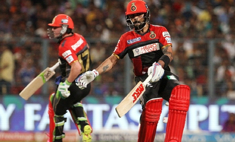Virat Kohli has carried Royal Challengers Bangalore into the play-offs. BCCI