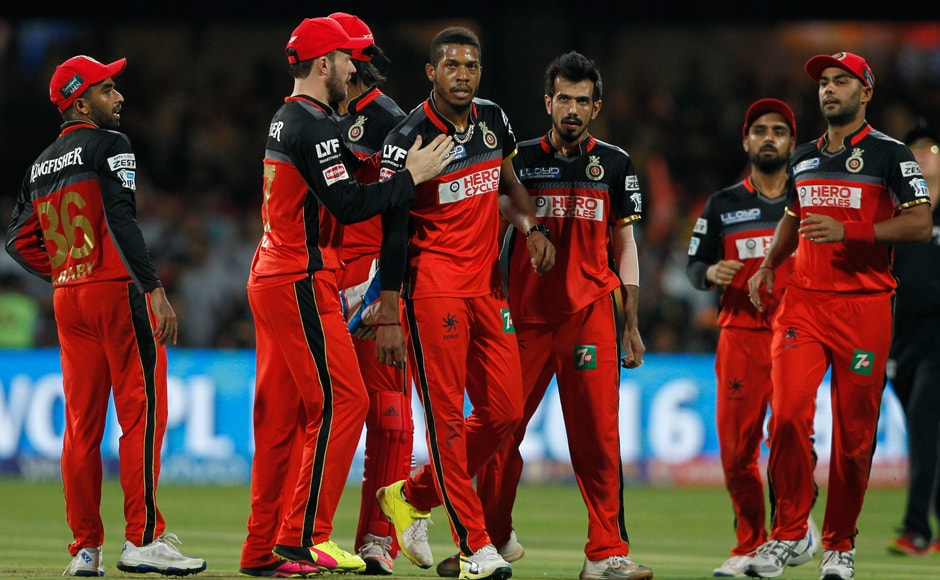 For RCB, Chris Jordan took three wickets but was expensive, conceding 45 runs in four overs. BCCI
