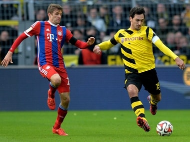 Mats Hummels. Getty