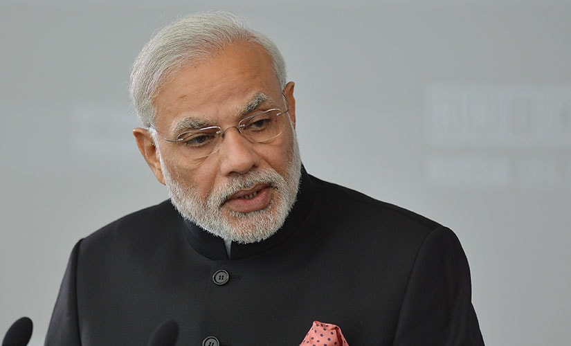 PM Narendra Modi slammed both the DMK and AIADMK at a rally in Tamil Nadu.