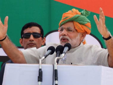 The Prime Minister chose the AgustaWestland deal and the solar scam in Kerala to corner arch rival Congress in election rallies in Tamil Nadu and Kerala. PTI