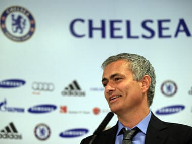 Former chelsea manager Jose Mourinho. Getty
