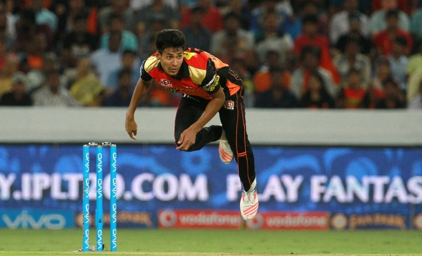 Mustafizur 'The Fizz' Rahman shot to limelight with his excellent seam bowling. Sportzpics
