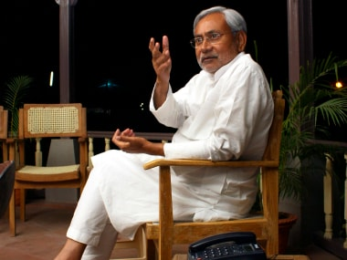 """The JD(U) chief said there is """"nothing surprising"""" in the assembly election results, which were """"totally on expected lines"""". Nitish Kumar. Reuters"""