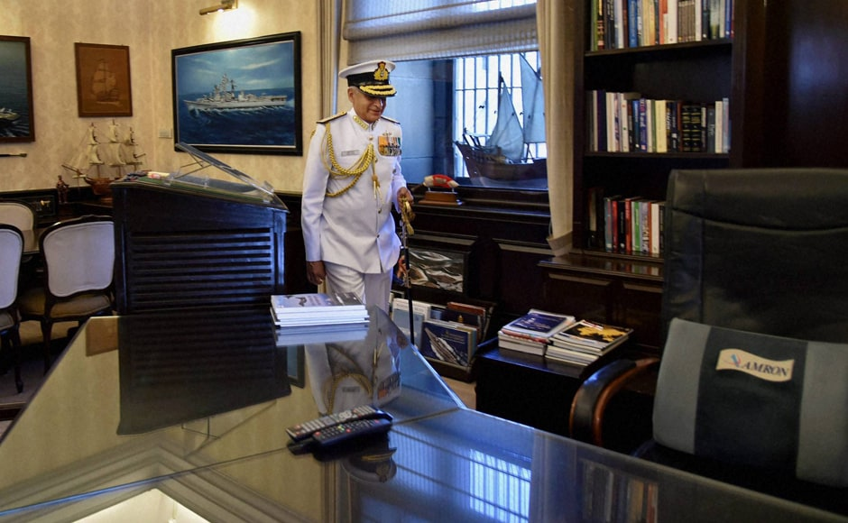 An alumnus of Defence Services Staff College, Lanba is the 21st Indian to be the Navy Chief. The first two were British. PTI