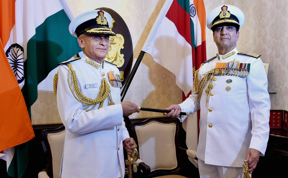 Admiral Sunil Lanba on Tuesday took over as the new Chief of Naval Staff and vowed to ensure that the maritime domain of the country is safe and secure.PTI
