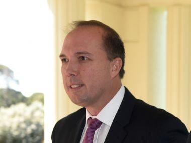 Peter Dutton. AFP