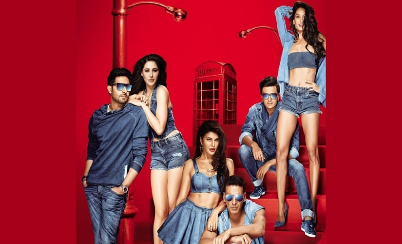 Poster Disclosed! 'Housefull 3' guarantees three times the laughter!