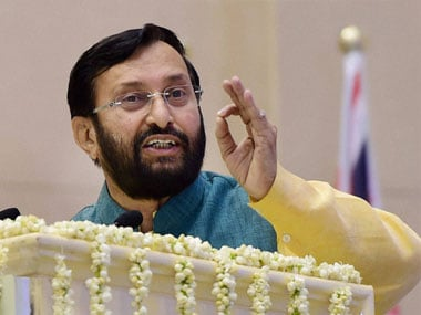 Prakash Javadekar said the Uttarakhand forest fires were caused by heat and lack of moisture. PTI