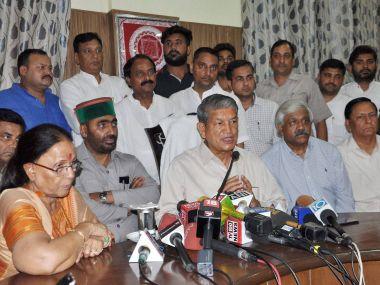 Harish Rawat. File photo. PTI