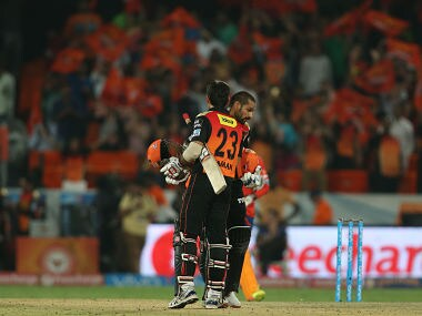 IPL 2016, SRH vs GL, as it happened: Gritty Shikhar Dhawan guides Sunrisers to win over Lions