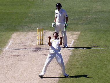 Mitchell Starc returns to the Australia squad from an injury layoff. Reuters