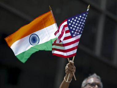 US and India flags