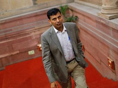 Raghuram Rajan. Reuters