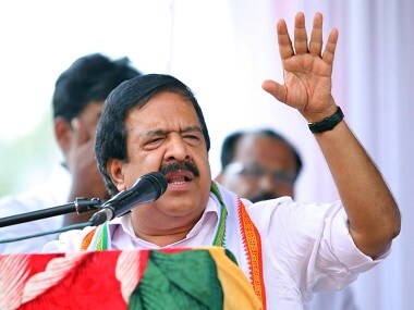 File image of Ramesh Chennithala. Image courtesy: Facebook