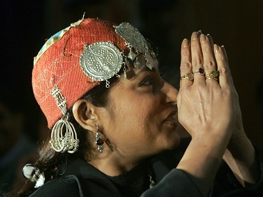 File photo of Roopa Ganguly. Reuters
