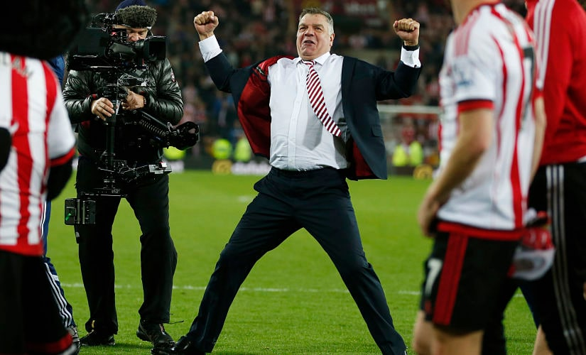 Sam Allardyce, who, in over 25 years of football management, has never managed a side below the Premier League, will continue to do so for another year, as Sunderland, after a successful January transfer window, pulled off yet another miraculous escape from the drop zone. AP