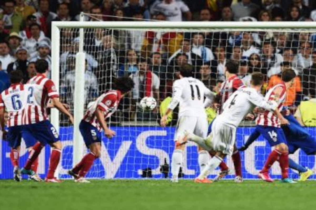 champions league final goal in 2014 was like losing virginity says sergio ramos sports news firstpost firstpost