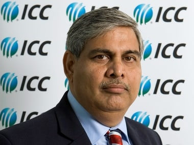 File photo of Shanshank Manohar. Getty Images