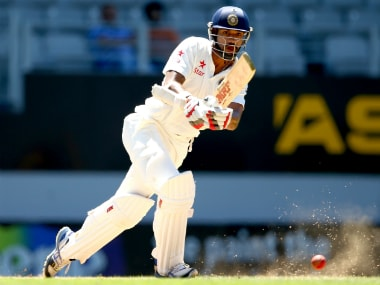 Shikhar Dhawan (above) added that he is not interested in acting, and that he would like popular Bollywood actor Akshay Kumar to play his role. should there be a biopic on him. Getty Images