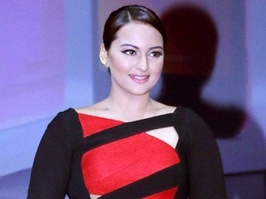 Sonakshi Sinha. Image from IBNlive