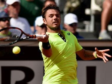 French Open 2016, Day 2 as it happened: Wawrinka survives, Muguruza struggles, Murray trails overnight