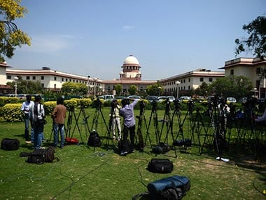 Supreme Court. File photo. AFP