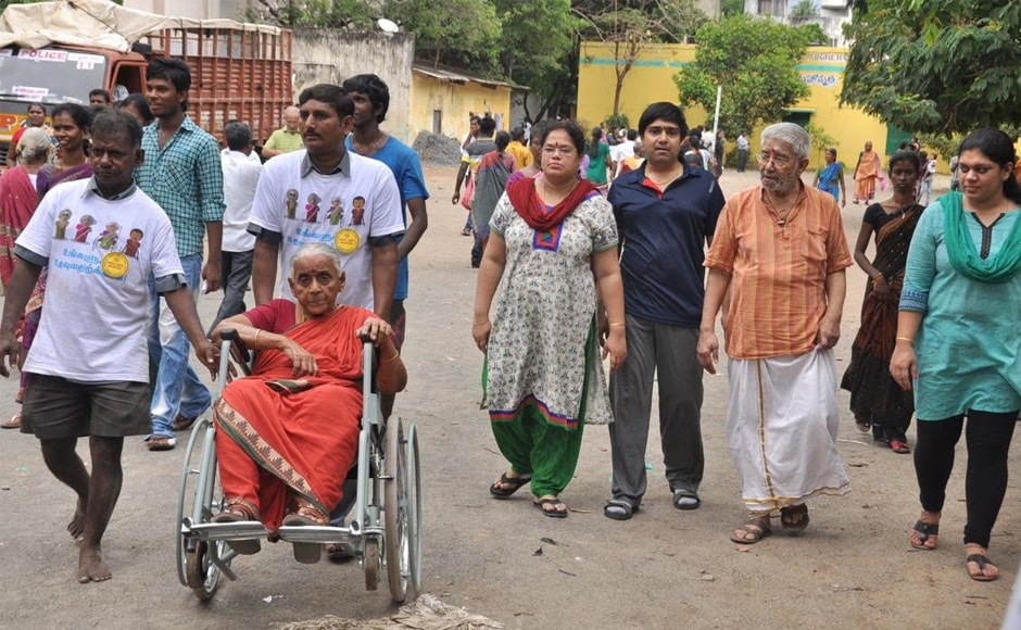 The election marks the end of a long polling season involving four states and one union territory—West Bengal, Assam, Tamil Nadu, Kerala and Puducherry. Firstpost/Vanne Srinivasulu