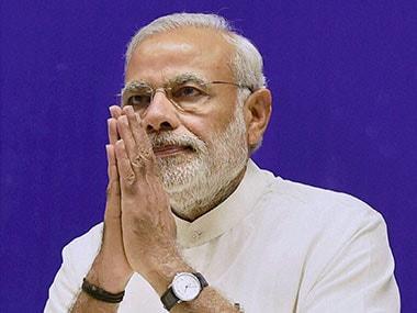 File photo of Narendra Modi. PTI