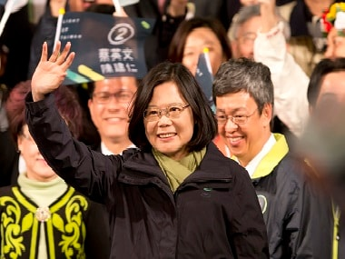 Taiwan's Tsai strikes conciliatory note, calls for 'positive dialogue' with Beijing