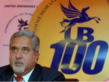 UBL's nine promotor entities, including Mallya, have 8,11,88,930 shares in the company and the total dividend payable would be Rs 9.33 crore. Getty Images