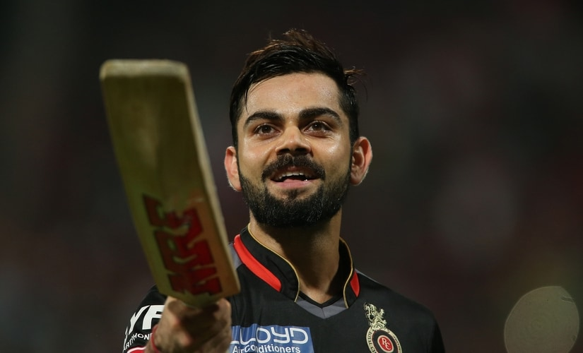 Virat Kohli became the first man to score over 800 runs in a single IPL edition. BCCI