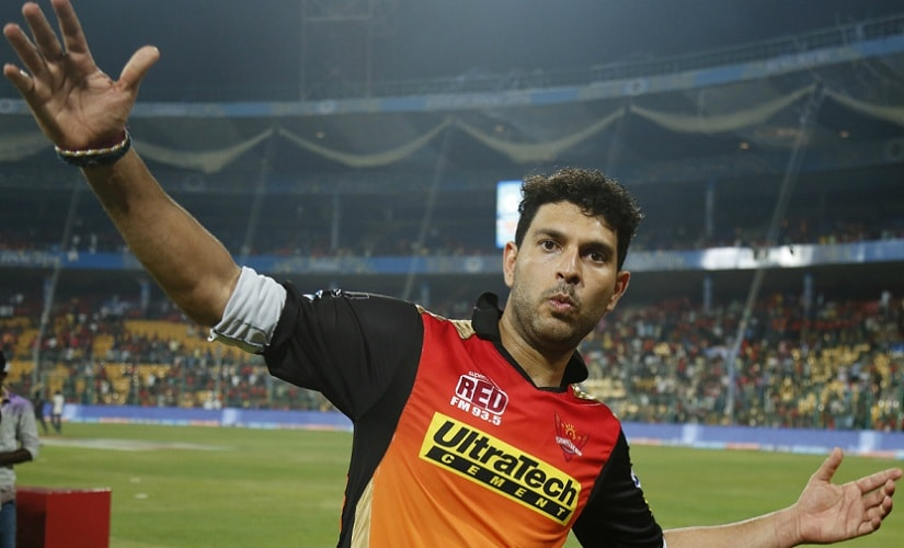 Yuvraj Singh played his first ever IPL final. BCCI