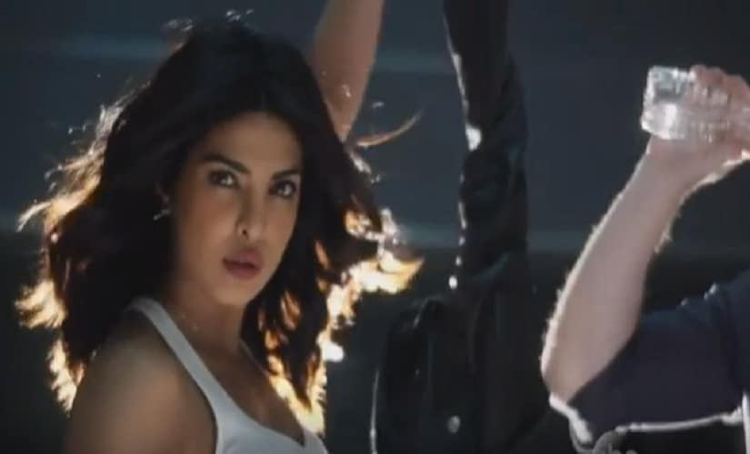 A still from the Quantico spoof that unveiled ABC's new tag line — 'It all begins with ABC'