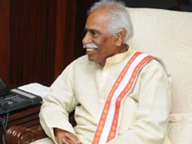 Minister of State for Labour and Employment Bandaru Dattatreya. Courtesy - PIB