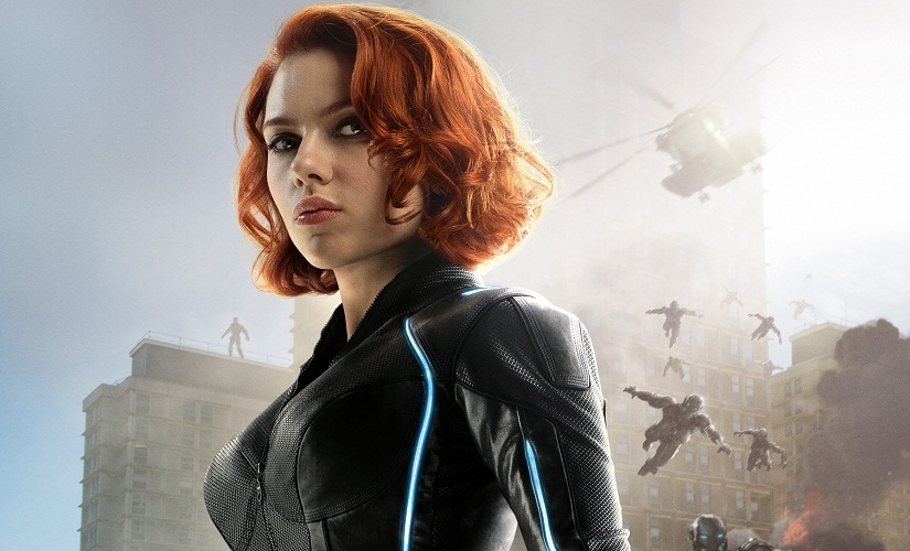 Despite being a fan favourite, Black Widow was missing from the line up of toys issued for 'Avengers: Age of Ultron'