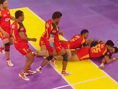 File photo of Bengaluru Bulls
