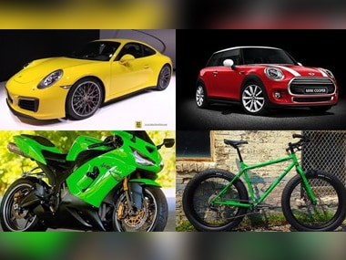Hyderabadbased Startup Driven Offers Highend Cars Bikes On Rent - Sports cars and bikes