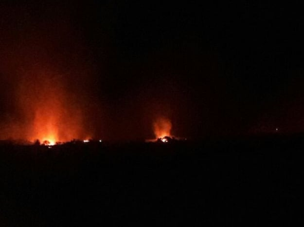 LIVE: Fire at Pulgaon ammunition depot doused completely; 20 killed, 90 injured