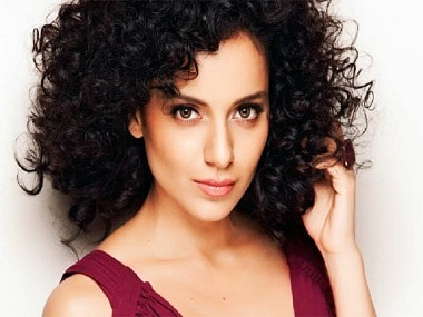 Kangana Ranaut. Image from News18