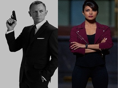 Now that Daniel Craig is setting aside his licence to thrill, will Priyanka Chopra be the next Bond?