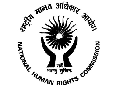 NHRC sends a report to New Delhi.