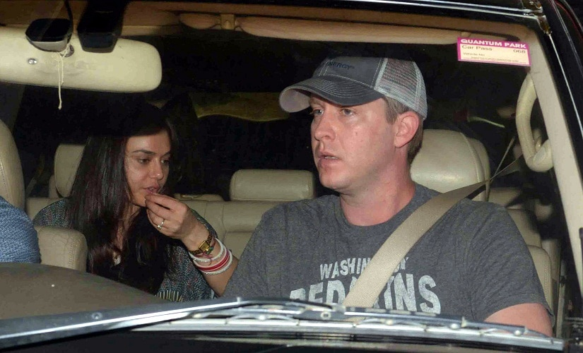 And then the couple are off in their car. Image by Sachin Gokhale/Firstpost