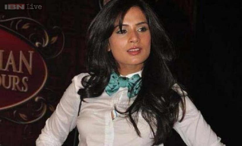 Richa Chadda has said that eating disorders are Bollywood's 'best kept secret'. Image from News18