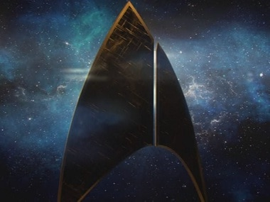 Screenshot from CBS' new 'Star Trek' series