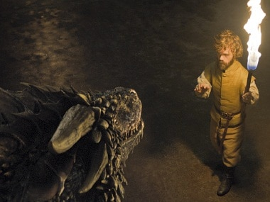 Tyrion tames the dragons in Game of Thrones season six's episode two