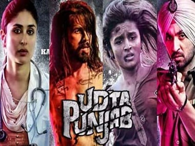 Udta Punjab hits the CBFC barrier.