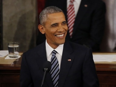 A file photo of Obama. Reuters